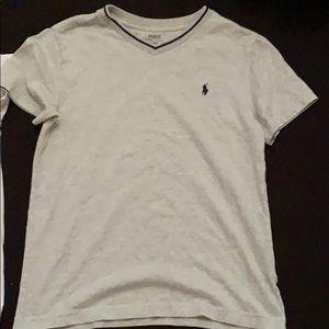 Polo Ralph Lauren T-shirt boys size 6